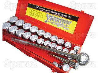 Sparex Socket Set 3/4