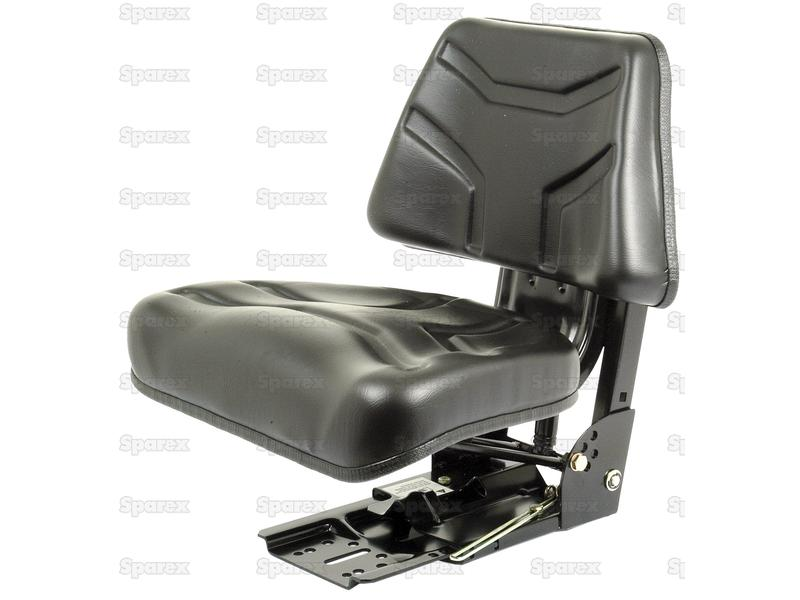 Sparex Flat Tractor Seat